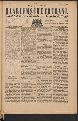 Nieuwe Haarlemsche Courant 1898-12-20