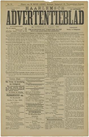 Haarlemsch Advertentieblad 1900-08-11