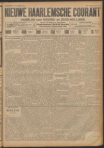 Nieuwe Haarlemsche Courant 1908-10-14