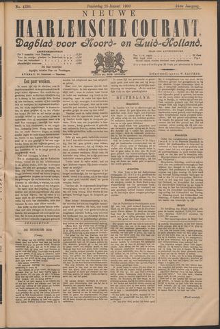Nieuwe Haarlemsche Courant 1900-01-25