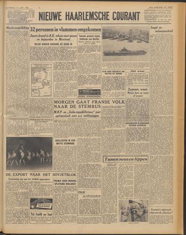 Nieuwe Haarlemsche Courant 1951-06-16