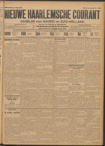 Nieuwe Haarlemsche Courant 1910-08-18