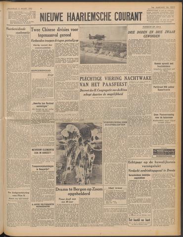 Nieuwe Haarlemsche Courant 1951-03-05
