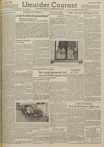 IJmuider Courant 1948-05-01