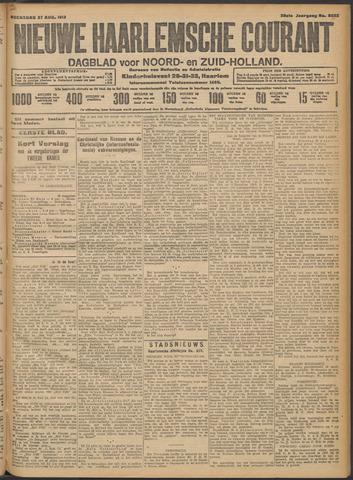 Nieuwe Haarlemsche Courant 1913-08-27
