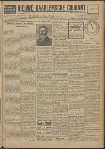 Nieuwe Haarlemsche Courant 1925-09-26