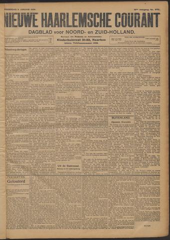 Nieuwe Haarlemsche Courant 1908-01-09