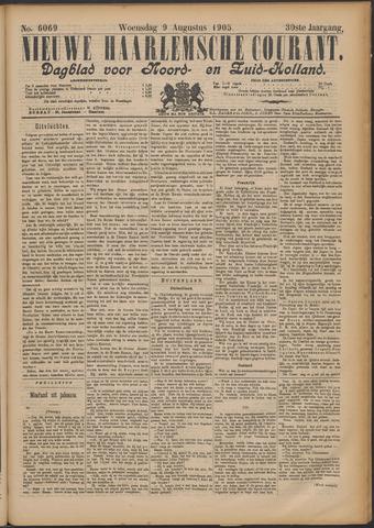 Nieuwe Haarlemsche Courant 1905-08-09