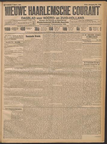 Nieuwe Haarlemsche Courant 1912-09-07