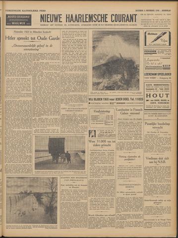 Nieuwe Haarlemsche Courant 1940-11-09