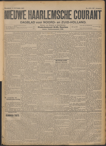 Nieuwe Haarlemsche Courant 1907-10-14