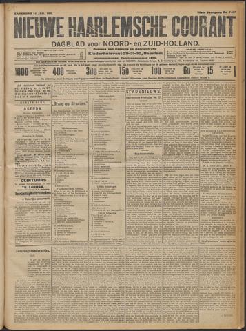 Nieuwe Haarlemsche Courant 1911-01-14