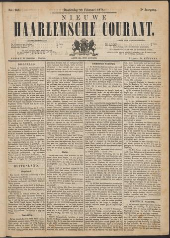 Nieuwe Haarlemsche Courant 1878-02-28