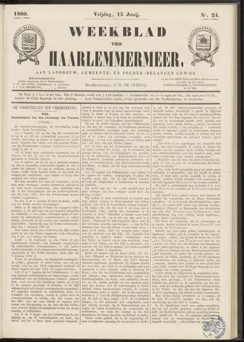 Weekblad van Haarlemmermeer 1860-06-15