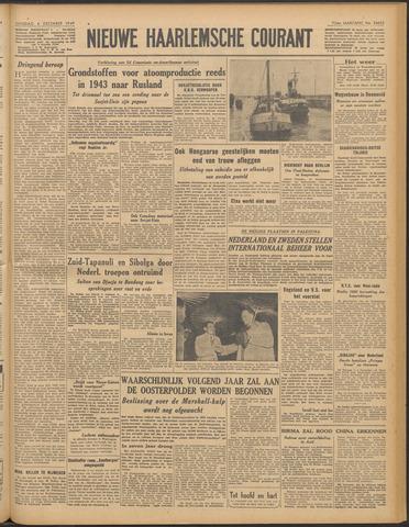 Nieuwe Haarlemsche Courant 1949-12-06