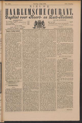 Nieuwe Haarlemsche Courant 1898-06-04