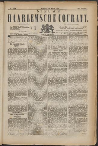 Nieuwe Haarlemsche Courant 1892-03-16