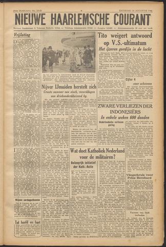 Nieuwe Haarlemsche Courant 1946-08-24