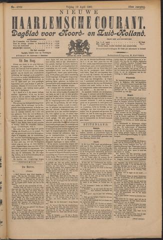 Nieuwe Haarlemsche Courant 1901-04-19