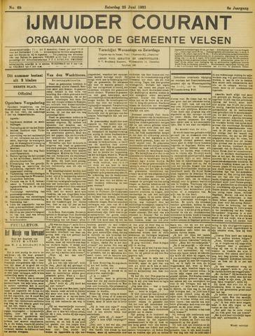 IJmuider Courant 1921-06-25