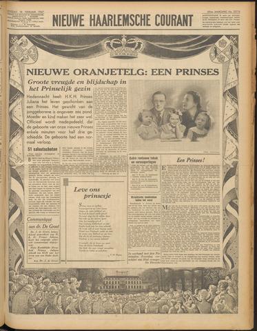 Nieuwe Haarlemsche Courant 1947-02-18