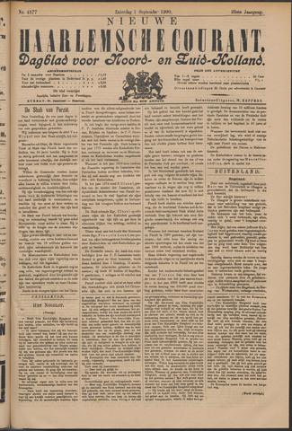 Nieuwe Haarlemsche Courant 1900-09-01
