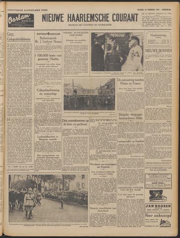 Nieuwe Haarlemsche Courant 1941-02-14