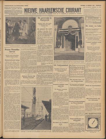 Nieuwe Haarlemsche Courant 1938-02-19