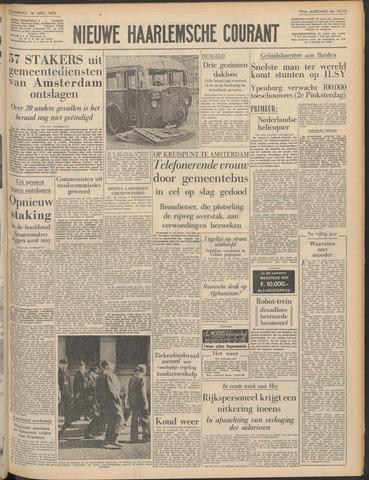 Nieuwe Haarlemsche Courant 1955-04-14