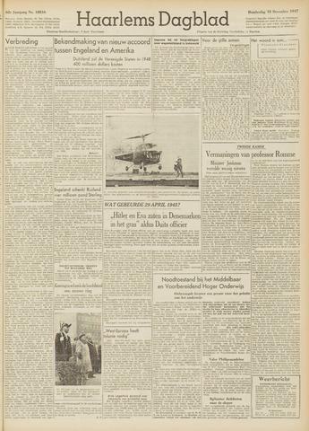 Haarlem's Dagblad 1947-12-18