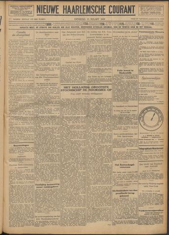 Nieuwe Haarlemsche Courant 1929-03-19