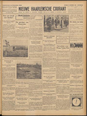Nieuwe Haarlemsche Courant 1938-12-24