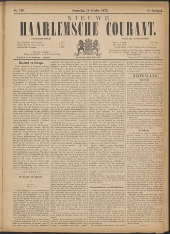 Nieuwe Haarlemsche Courant 1879-10-16