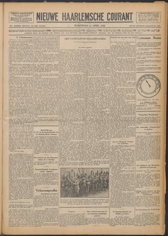 Nieuwe Haarlemsche Courant 1928-04-11