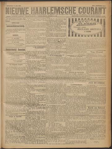 Nieuwe Haarlemsche Courant 1919-07-12