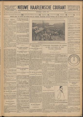 Nieuwe Haarlemsche Courant 1930-06-03