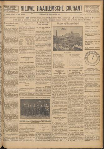 Nieuwe Haarlemsche Courant 1930-11-11