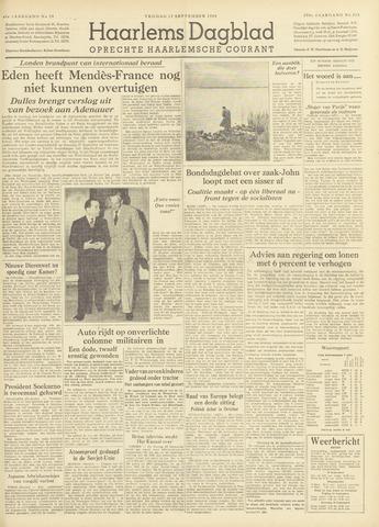 Haarlem's Dagblad 1954-09-17