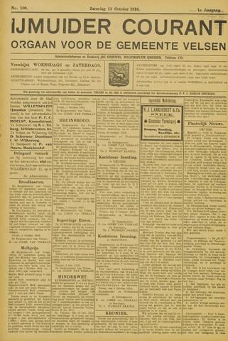 IJmuider Courant 1916-10-14