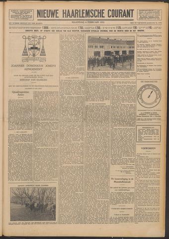 Nieuwe Haarlemsche Courant 1932-02-08