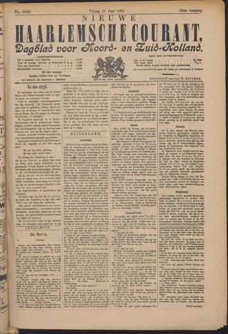 Nieuwe Haarlemsche Courant 1901-06-21
