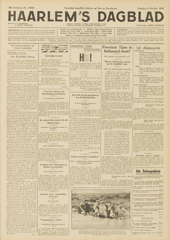 Haarlem's Dagblad 1935-10-08