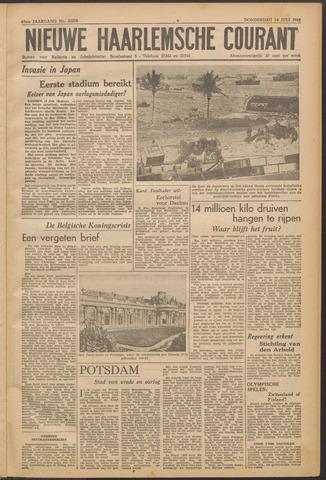 Nieuwe Haarlemsche Courant 1945-07-19