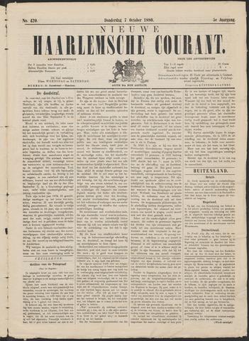Nieuwe Haarlemsche Courant 1880-10-07