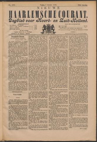 Nieuwe Haarlemsche Courant 1898-10-07