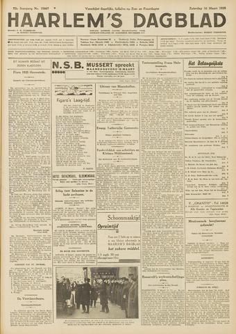 Haarlem's Dagblad 1935-03-16