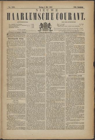 Nieuwe Haarlemsche Courant 1891-05-03