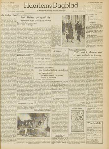 Haarlem's Dagblad 1950-04-26