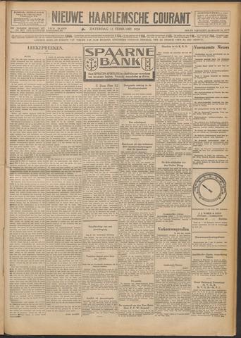 Nieuwe Haarlemsche Courant 1928-02-11