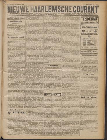 Nieuwe Haarlemsche Courant 1919-12-15